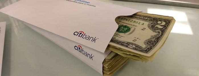 Citibank is one of Orte, die Cindy gefallen.
