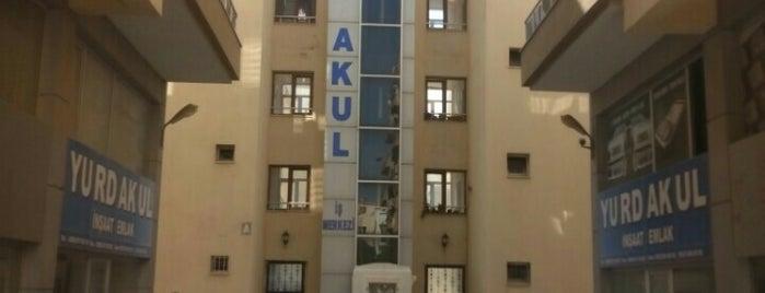 Yurdakul İş Merkezi is one of สถานที่ที่ SUAT YALÇIN ถูกใจ.