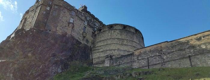 Johnston Terrace is one of Edinburgh.