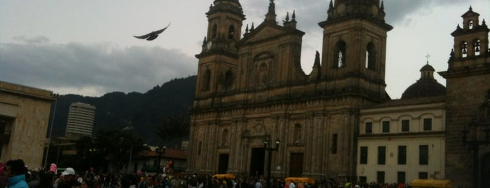 La Candelaria is one of Colombia.
