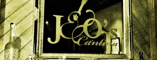 J&O's Cantina is one of San Antonio.