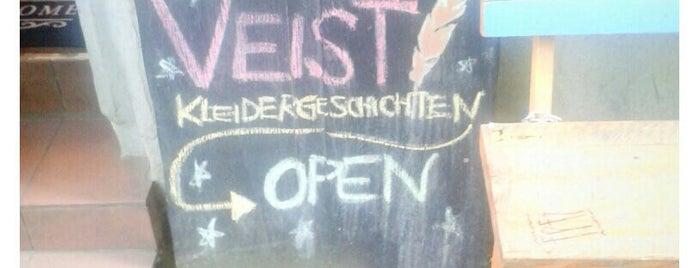 Veist Kleidergeschichten is one of Berlin vintage.