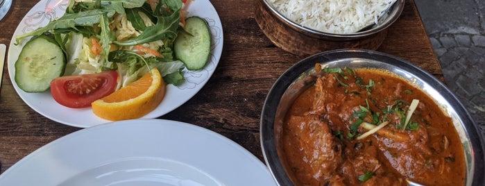 Sadhu 2 is one of Glogauer Food.