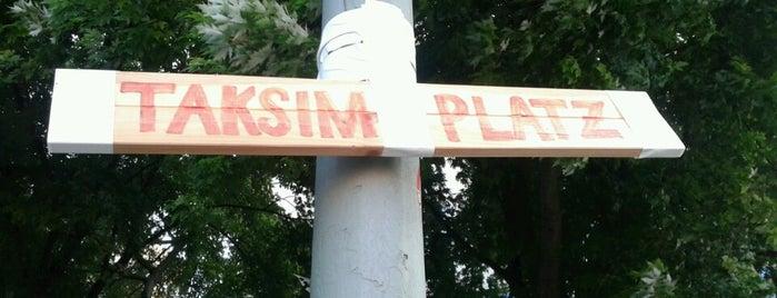Kotti Widerstandscamp: Taksim Solidarität is one of X-Berg für Fortgeschrittene.