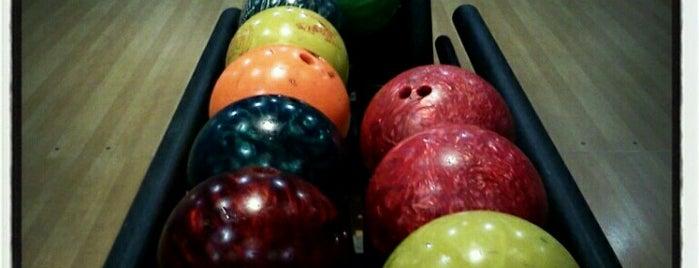 East Side Bowling is one of Berlin.
