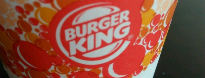 Burger King is one of Mario 님이 좋아한 장소.