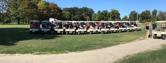 Emerald Woods Golf Course is one of Lorain County Golf Courses!.