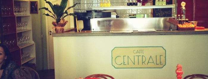 Caffe Centrale is one of спб.