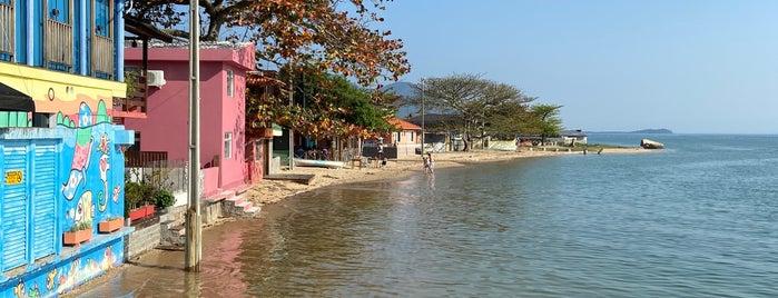 Ribeirão da Ilha is one of Viagem Florianópolis.