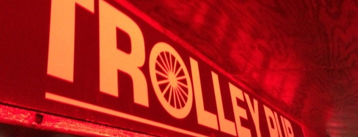 Trolley Pub is one of Raleigh Favorites.