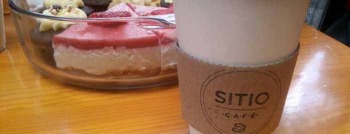 SITIO CAFE is one of Mexico D.F..