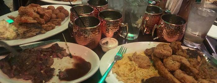Neyow's Creole Café is one of NOLA - Eat.