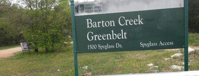 Barton Creek Greenbelt is one of ATXPlaces2GO/Things2DO.