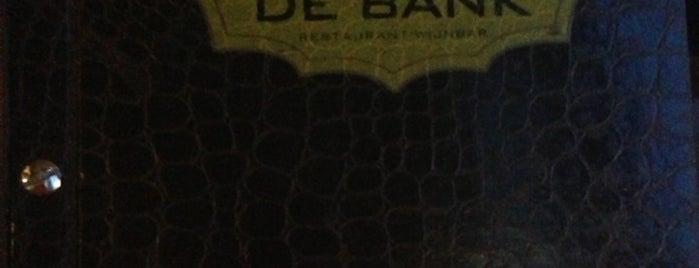 De Bank is one of Lieux qui ont plu à Lisette.