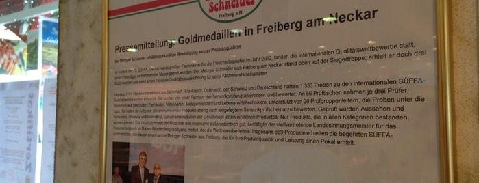 Der Metzger Schneider is one of Matthias 님이 좋아한 장소.
