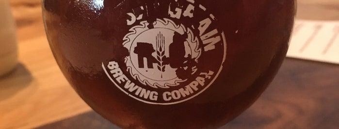 Raised Grain Brewing is one of Orte, die Jen gefallen.