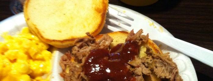 Dickey's Barbecue Pit is one of Good Food Finds All Over.