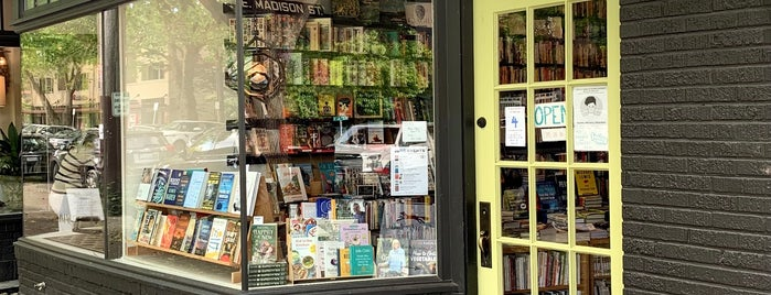 Madison Books is one of Seattle - Books!.