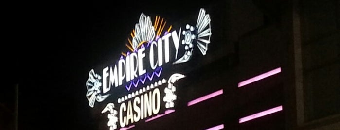 Empire City Casino is one of JRA'nın Kaydettiği Mekanlar.