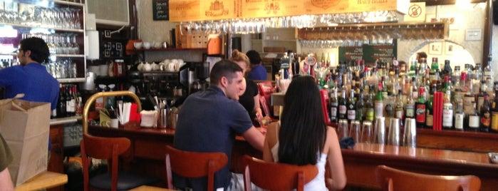 Cornelia Street Cafe is one of NY.