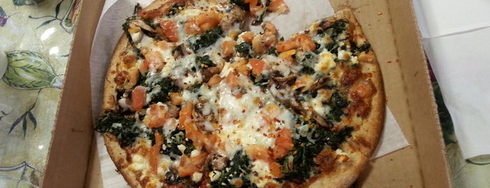 Fuzzy's Pizza is one of สถานที่ที่ Ramon ถูกใจ.