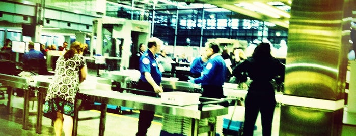 MSP Airport Security is one of Chi.