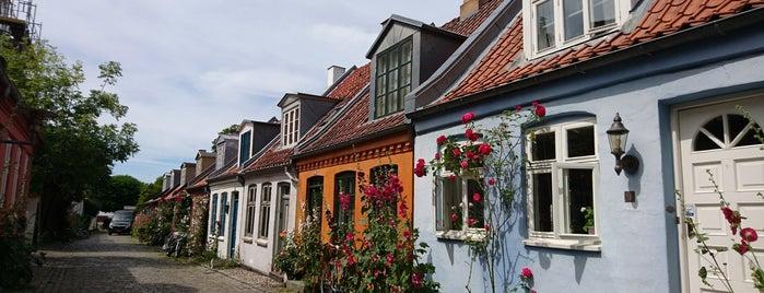 Møllestien is one of {One day in Aarhus}.