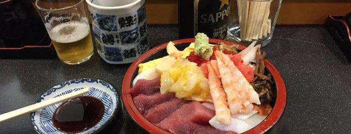 Sushitomi is one of Sakura Trip 2017.