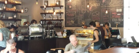 Te Aro is one of Best coffee houses - Toronto.