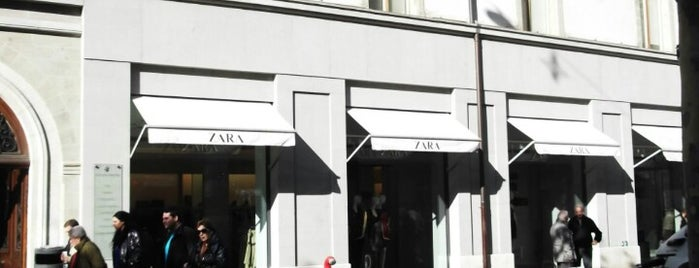 Zara is one of Posti salvati di Gemma.