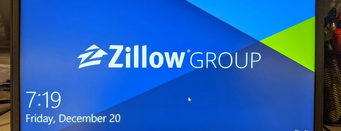 Zillow Group is one of Drew : понравившиеся места.