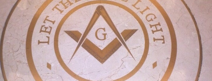 Grand Lodge of Free & Accepted Masons of The State of New York is one of NYC Arts.