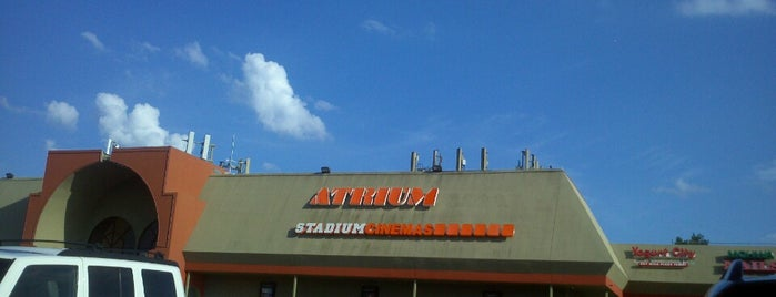 Atrium Cinemas is one of Orte, die Jordan gefallen.