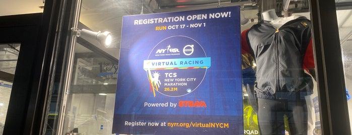 NYRR RUNCenter is one of New York marathon 2020 😍.