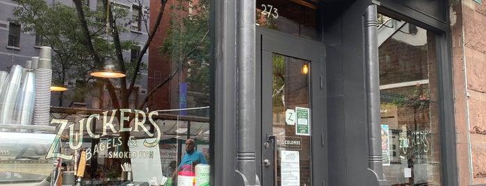 Zucker's Bagels & Smoked Fish is one of Nirmala NYC Trip.