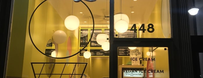 Van Leeuwen Artisan Ice Cream is one of Because Foursquare F*cked Up Their List Feature 2.