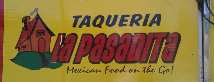 Taqueria La Pasadita is one of Seattle WA 🌲.