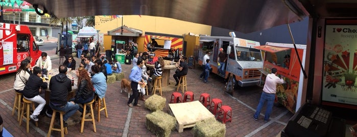 Food Truck Park is one of Colombia.