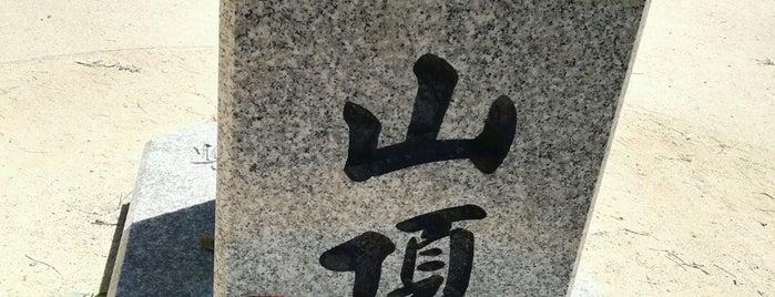 茶臼山 is one of Lugares favoritos de Shigeo.