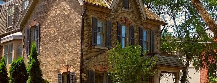 Guildwood Village is one of Toronto Neighbourhoods.