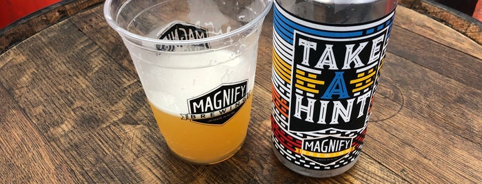 Magnify Brewing is one of Breweries.