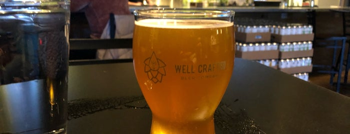 Well Crafted Beer Company is one of Craft Beer.