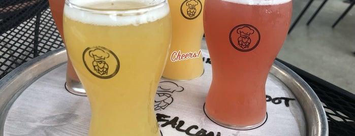 Mad Chef Craft Brewery is one of Posti salvati di Rachel.