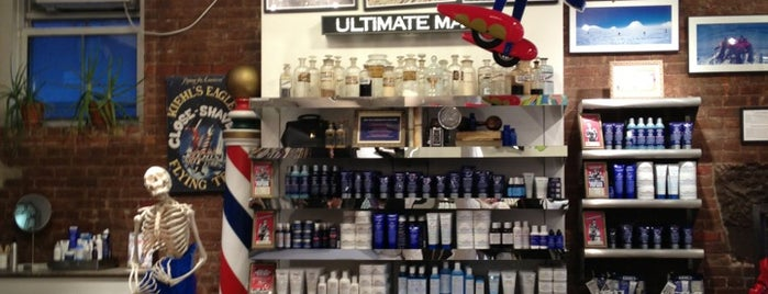 Kiehl's is one of NYC.