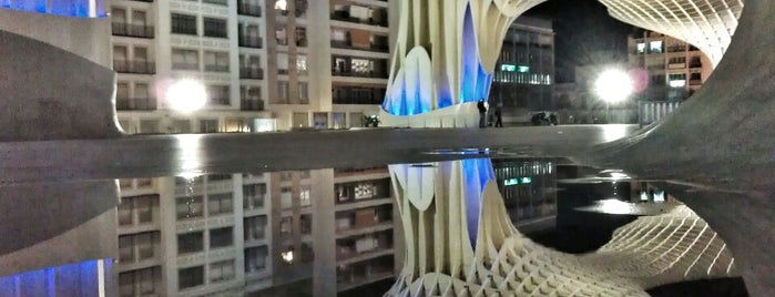 Metropol Parasol is one of Sevilla travel tips.