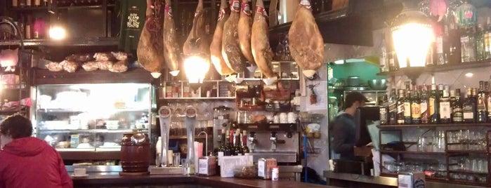 Bar Alfalfa is one of Sevilla travel tips.