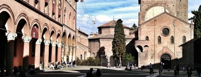 Piazza Santo Stefano is one of Bologna travel tips.