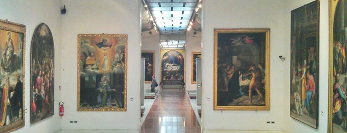 Pinacoteca Nazionale di Bologna is one of Bologna travel tips.