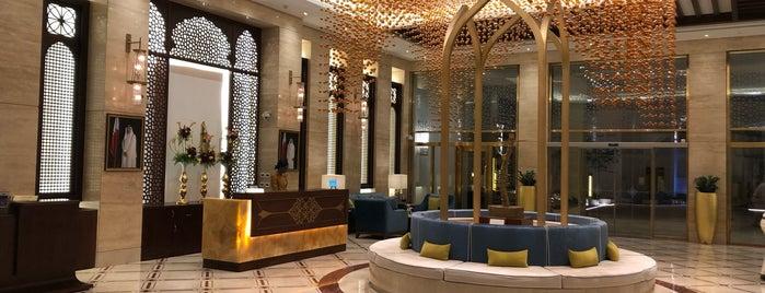 Al Najada Hotel By Tivoli is one of Vasily'in Beğendiği Mekanlar.