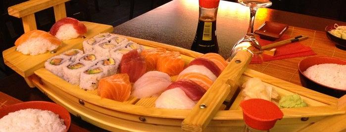 Wasabi Sushi is one of Italia.